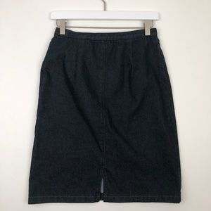 Comme Ca Ism Skirts - Comme Ca Ism Denim Skirt